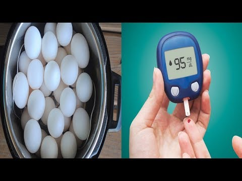 Just One Boiled Egg Is Needed To Control Sugar In Your Blood!