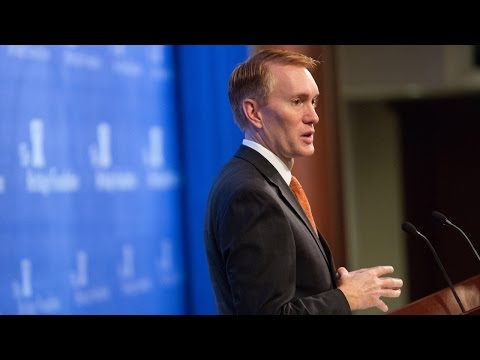 Sen. James Lankford on Protecting Religious Liberty | The Daily Signal