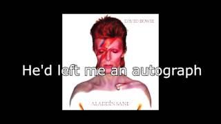 Panic in Detroit | David Bowie + Lyrics