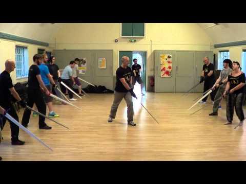 HEMA longsword training tips: The 12 guards/posta of Fiore dei Liberi