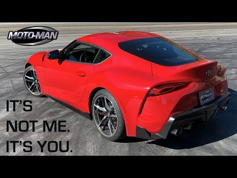 not-a-review-of-the-2020-toyota-gr-supra