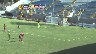 Guatemala vs Trinidad &Tobago Highlights