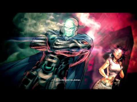 DC Universe Online-Mentor Intro Circe