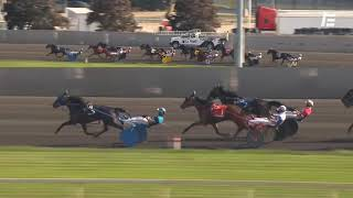 Vidéo de la course PMU HAMBLETONIAN OAKS NO.94 - FINAL FILLIES