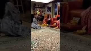 Satsang at hema malini residence