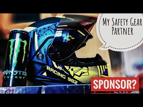 Unboxing My New Helmet | Nikko Helmets From Taiwan | Sponsored | Unboxing and review