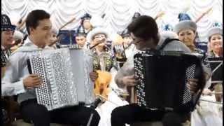 """Курмангазы-""""Адай""""(обработка для баяна А.Гайсина)"""