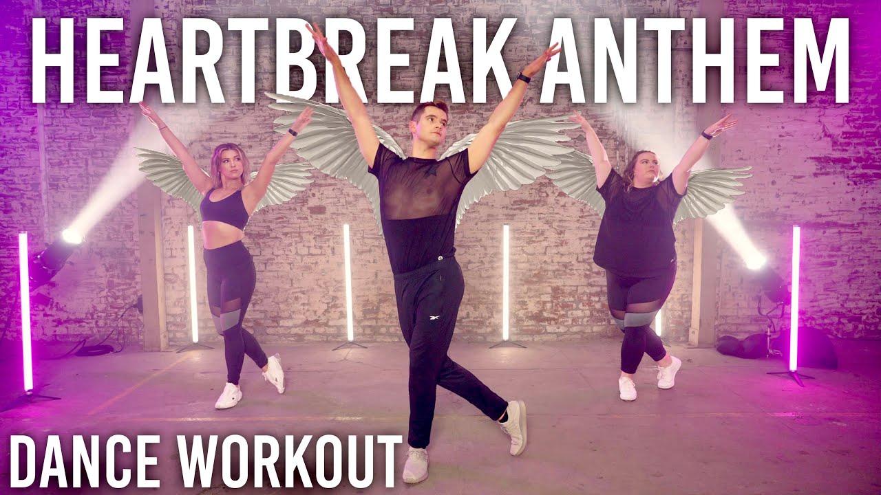 Galantis, David Guetta & Little Mix - Heartbreak Anthem   Caleb Marshall   Dance Workout