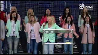 Ольга Марина - Дух живого Бога (Исцеляющая молитва - 2017)