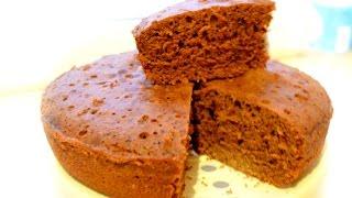 Шоколадный кекс в мультиварке за 10 минут+выпечка