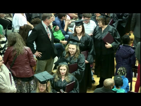 Concord University Afternoon Commencement 5-6-2017