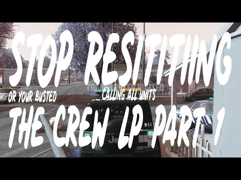 STOP RESISTING OR YOUR  BUSTED THE NEXT DAY | THE CREW CALLING ALL UNITS | PART #1
