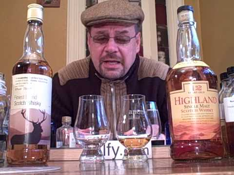 whisky review 74 - Supermarket Whiskies