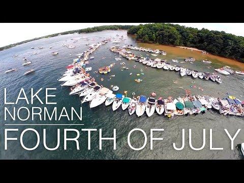 4th of July @ Lake Norman, NC