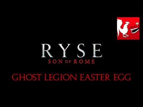 RYSE: Son of Rome - Ghost Legion Easter Egg | Rooster Teeth
