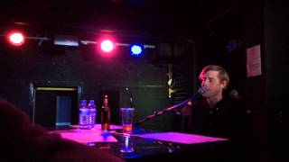 Andrew McMahon - Doris Day (Acoustic) Leeds UK Solo Tour 27/2/15