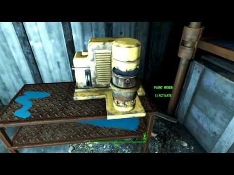 Fallout 4 See Abbot At The Wall quest
