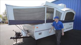 i94rv com 2006 Jayco Select High Wall Pop up 12HW with slideout