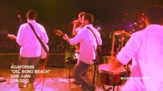 agp en vivo si te vas san juan del bono beach 23 9 2012
