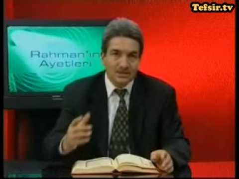 Hac Suresi Kuran Tefsiri 5-10 Ayetler Prof.Dr. Şadi Eren
