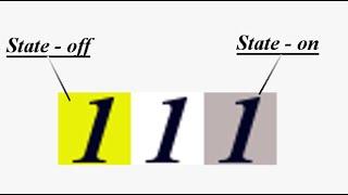 Кнопка для Reaper меняющая свой цвет. Назначается  на скрипт со статусом (State on/off).