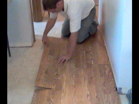 How to Install Laminate Hardwood Flooring