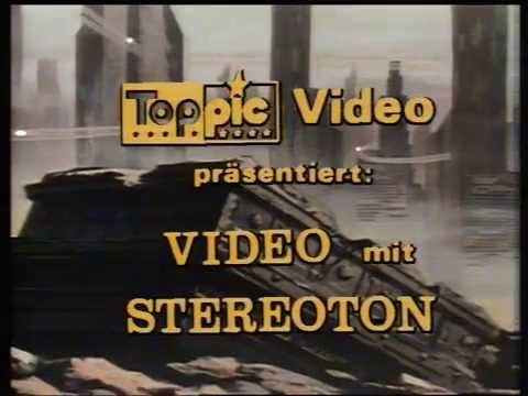CAPTAIN HARLOCK - Nicole - Intro & Outro / Deutsch - Laserdisc - Stereo