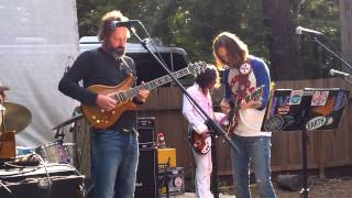 Big Sur Chris Robinson Brotherhood One Hundred Days Of Rain 5/4/14
