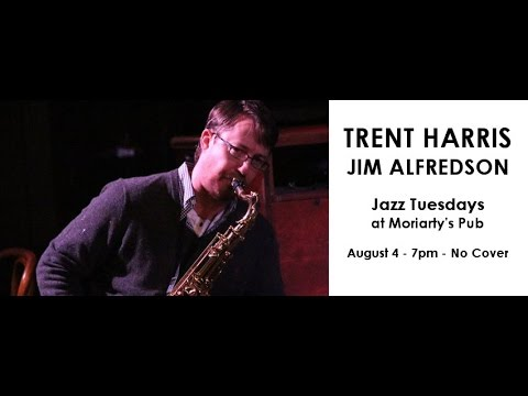 Jazz Tuesdays with Trent Harris, Jim Alfredson, Jeff Shoup (8/4/2015)