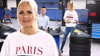 Anne-Kathrin Kosch hat immer einen Augenzeugen! Bei PEARL TV (April 2019) 4K UHD