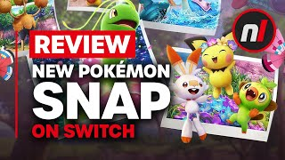 New Pokémon Snap Switch Review - Is It Worth It?