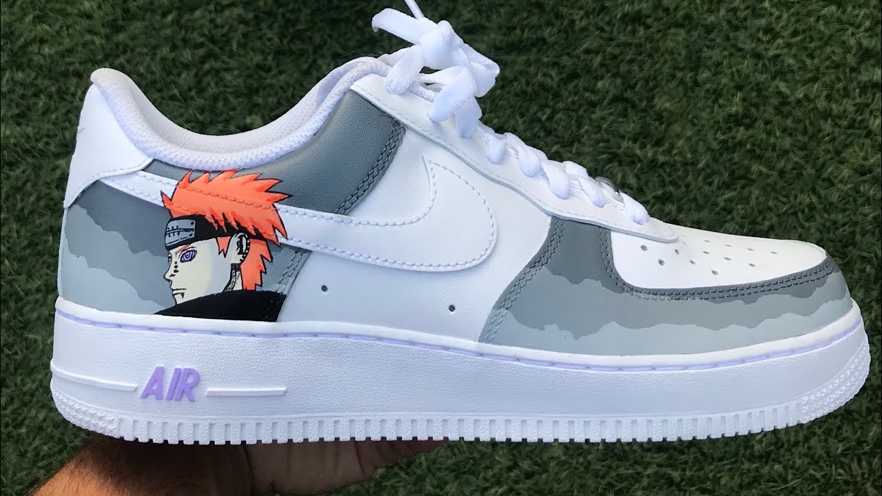 nike air force 1 naruto