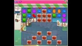 Candy Crush Saga Level 153 - 3 Star - no boosters