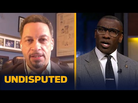 LeBron is playing like the best player in the world — Chris Broussard   NBA   UNDISPUTED