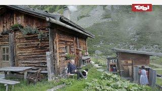 Leben auf der Alm - Almhütten in Tirol Österreich 🐮