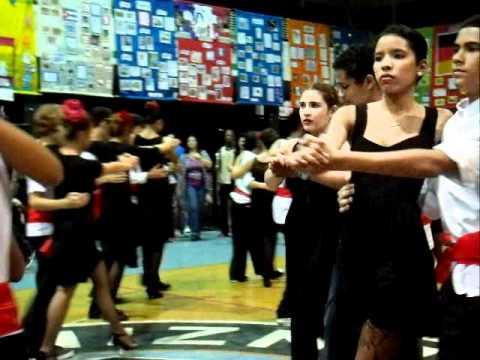 festa julina adn junior tango part1