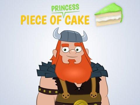 Piece Of Princess Cake Walkthrough