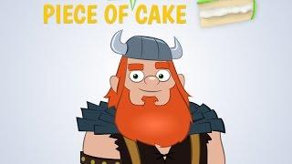 Piece of Princess cake - Walkthrough