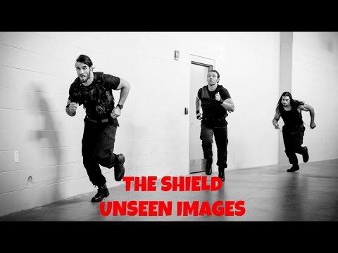 Roman Reigns, Seth Rollins & Dean Ambrose Team Shield Unseen Pics
