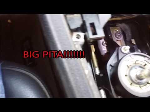 Audi A4 B6 Ebay Short Shifter install quick