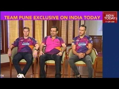 Lights Camera Cricket: Team Pune Exclusive Interview