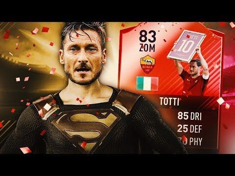 FIFA 17: HERO TOTTI BATTLESHIP WAGER 😱