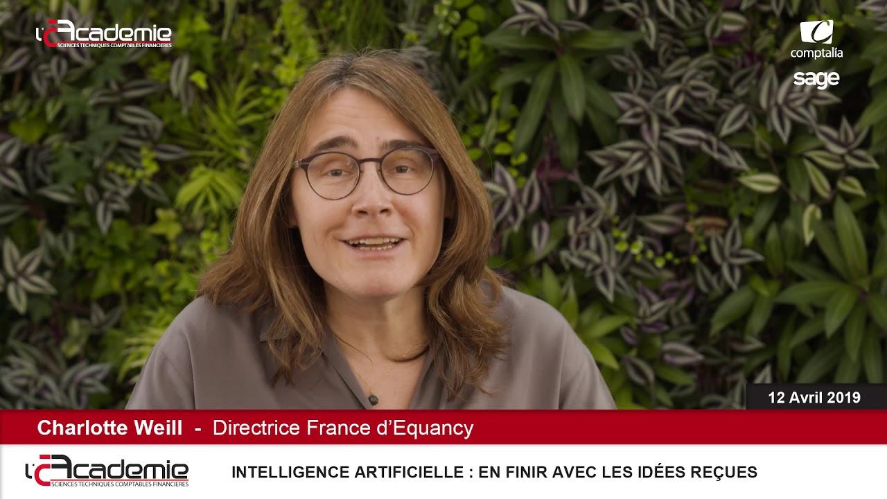 Les Entretiens de l'Académie : Charlotte Weill
