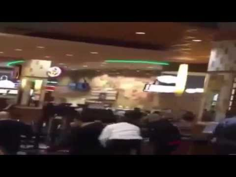 Resorts Globe Casino in Queens Huge brawl breaks out (Watch Full Video)
