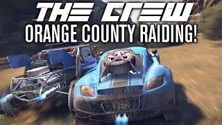 The Crew | ORANGE COUNTY RAIDING! w/ The Nobeds #2