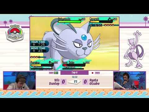 2017 Pokémon World Championships: VG Masters Top 8, Match A