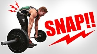 3 Easy Tips To Eliminate Deadlift BACK PAIN & LIFT MORE WEIGHT! | USE THESE NOW!