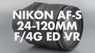Lens Data - Nikon AF-S 24-120mm f 4G ED VR Review