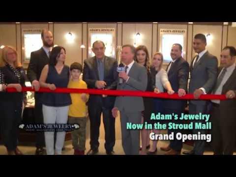 Adams Jewelry, Stroud Mall April 2018