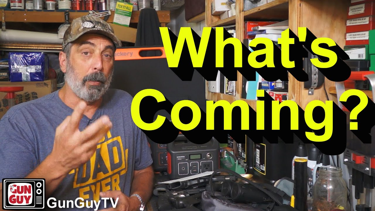 What's coming at GunGuyTV?